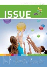 Issue 3, 2011 - Nederlands Paramedisch Instituut