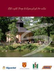 Ett nytt Torup tillgängligt för alla - Svedala kommun