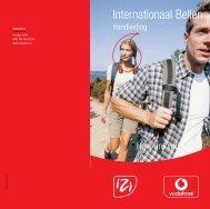 Internationaal Bellen - Vodafone