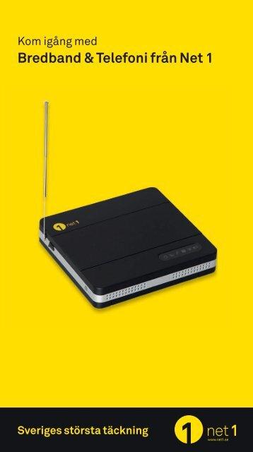 Bredband & Telefoni från Net 1 - Kundservice - Net 1