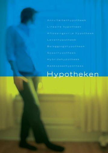 Download hier onze hypothekenbrochure - De Hypotheekexpert ...