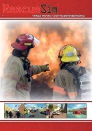 Download de brochure van RescueSim