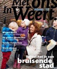 Magazine MOIW 2012 Nr. 01.pdf - Gemeente Weert
