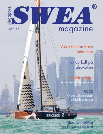 Magazine Nr 2009 - SWEA International