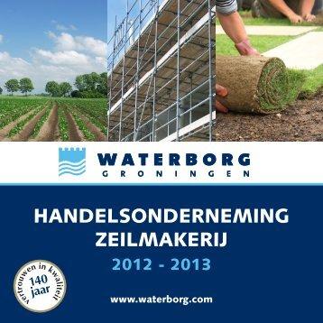 HANDELSONDERNEMING ZEILMAKERIJ - DigiBrochure