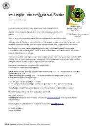 DM i spejder – Den Nordjyske kvalifikation - Spejdernet