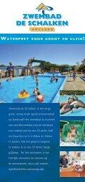 Download hier onze brochure - Zwembad De Schalken