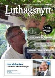 nr. 4/2011 - luthagsnytt
