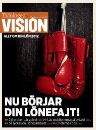 Lönebilaga 2012 (1,8 Mb, PDF) (Fil) - Tidningen Vision