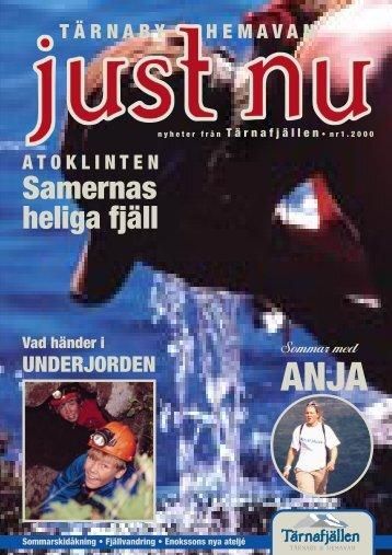Atoklinten – samernas heliga fjäll - newsltd.se