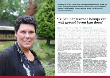 het opzienbarende verhaal van haar genezing - mmv.nl