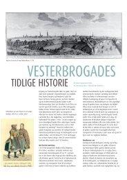 TIDLIGE HISTORIE - Københavns Museum