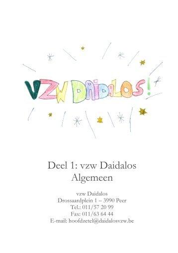 2-Deel 1 - vzw Algemeen 2011.pdf - Daidalos VZW