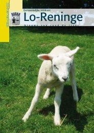 Gemeentelijke infokrant - Lo-Reninge