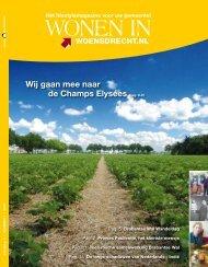 Wij gaan mee naar de Champs Elysées (pag. 8-9) - Uw Regio