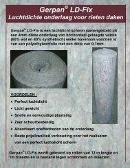 Download Gerpan® LD-Fix productfolder