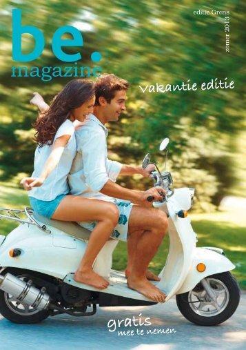 Zomer 2013 - B magazine