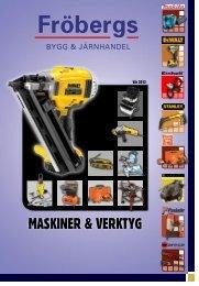 MASKINER & VERKTYG