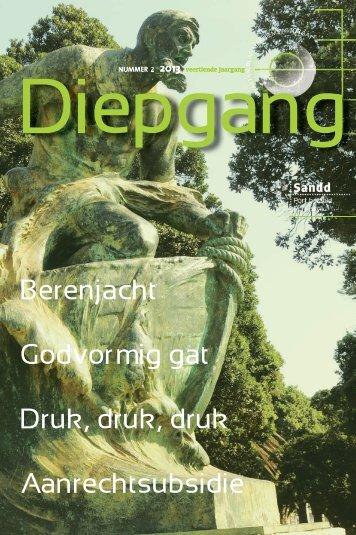 Diepgang 2013 nummer 2 - Nederlandse Zeemanscentrale
