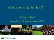 Snijdt het hout? - Netwerk duurzame energie Gelderland