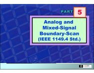 Analog and Mixed-Signal Boundary-Scan (IEEE ... - Start-test.com