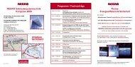 Thema: Energieeffizienz & Sicherheit REGRO Gebäudesystemtechnik