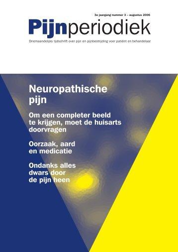 Pijnperiodiek - Platform Pijn & Pijnbestrijding