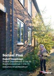 Rudolf Diesel Sociaal Plan - Ymere