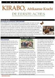 Newsletter 2 - Nederlands - Kirabo