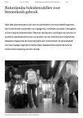 De toekomst van de Amsterdamse kantorenmarkt ... - Rooilijn - Page 6