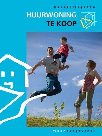Huurwoning te KooP - Maasdelta Makelaardij