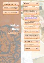 TECHNASIUM………………..…… - Keizer Karel College