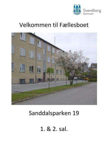Se vores velkomstfolder - Svendborg kommune
