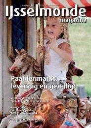 Paardenmarkt - IJsselmondeMagazine.nl Ijsselmonde Magazine