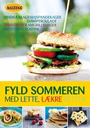 FYLD SOMMEREN - Maizena