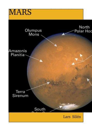"""Boken """"Mars"""" kan laddas ner här"""