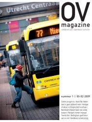 OV-Magazine 2009 nr 1