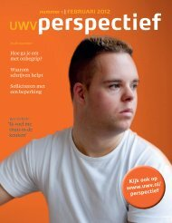 UWV Perspectief februari 2012 ( PDF , 5.65 MB)