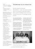 Nieuwsbrief 23 Stichting Doorgang - SPKS - Nfk - Page 3