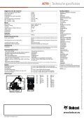 A770   Compacte laders - Lectura SPECS - Page 2