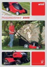 Produktsortiment 2009 Produktsortiment 2009 - Boströms Traktor ...
