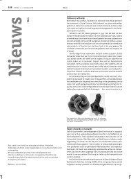 Nieuws - Nieuw Archief voor Wiskunde