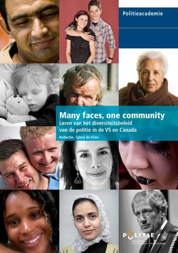 Many faces, one community - Politieacademie