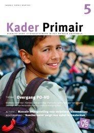 Kader Primair 5 (2009-2010) - Avs