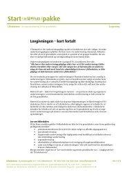 Lovgivningen - Lilleskolerne