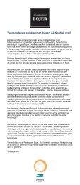 A la carte (pdf) - Thon Hotels Mobil