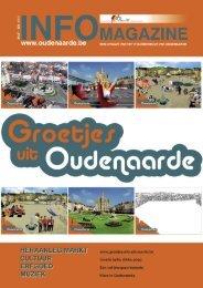 Infomagazine 59 - Stad Oudenaarde