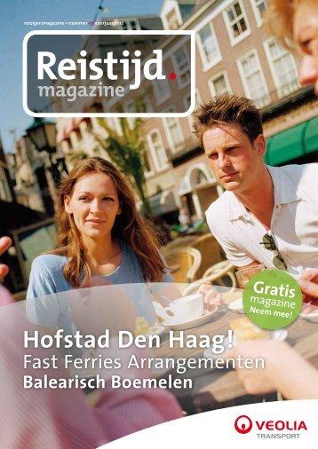 Reistijd 7 - Maart 2012 - Veolia Transport Nederland