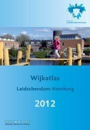 Wijkatlas 2012 - Oostveen Beleidsonderzoek en Advies