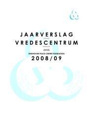 2008-09 pdf - Stichting Vredescentrum Eindhoven